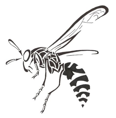 wasp tattoo design 1000 images about of the wasp on