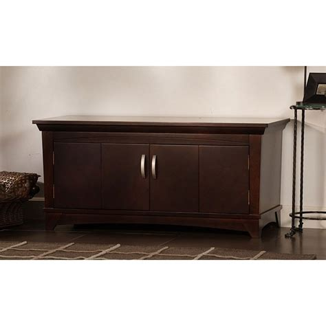 50 Inch Tv Armoire by Innovative Soho Tv Cabinet For 26 50 Inch Screens Espresso