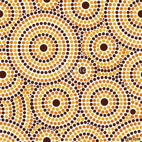 dot pattern aboriginal quot australian tribes dot pattern vector seamless aboriginal
