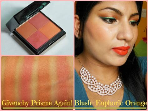 Givenchy Prisme Again Arty Color Blush Quartet by Give Me Givenchy Prisme Again Blush Euphoric