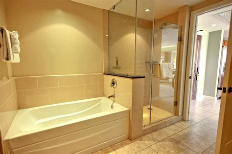 separate bath and shower property detail kbm hawaii