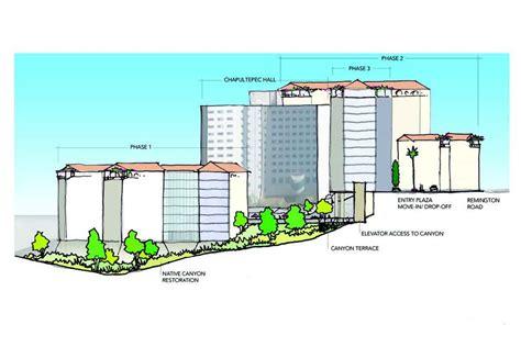 sdsu housing sdsu west cus housing masterplan landlab