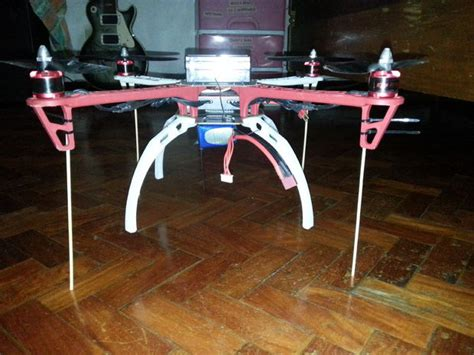 Landing Skid Drone Beyonder 24ghz indestructible drones for dummies the key to real stable flights 3