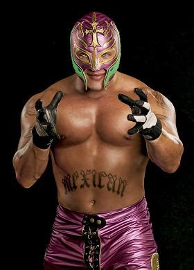 rey mysterio jr wwe superstar lucha libre mexican pro