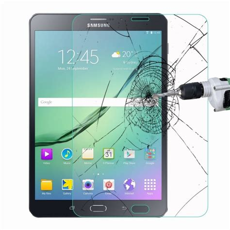 Ec Glass Tab S2 8 Temperedglass Premium 9h Samsung Tab S 2 8inch T715 samsung galaxy tab s2 8 0 premium 9h hardness tempered glass screen protector tr sp7560