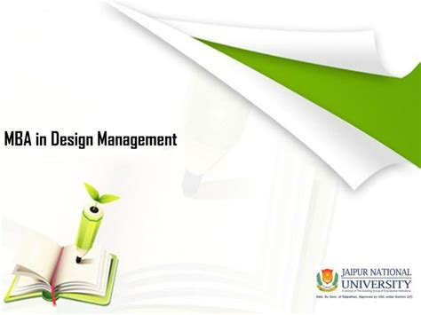 design management ppt ppt mba in design management powerpoint presentation
