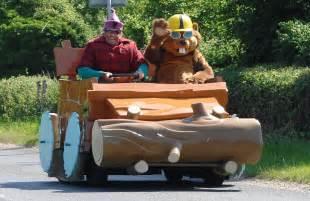 Comedy Barn Reviews Wacky Races Aol Cars Uk