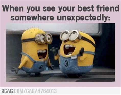 Cute Best Friend Memes - top 30 funny minions friendship quotes quotes and humor