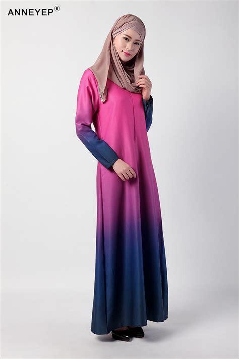 Dress Baju Wanita Maxi Dress Muslim Maxi cheap 2018 baju muslim dresses islamic clothing