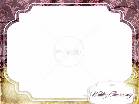 Anniversary Card Template Powerpoint by Anniversary Sermon Powerpoint Powerpoint Sermons
