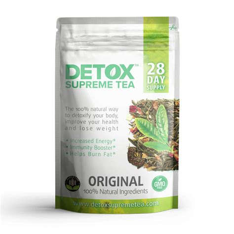 Leaf Detox Tea by Detox Tea Leaf 28 Day With Caffeine Helps With