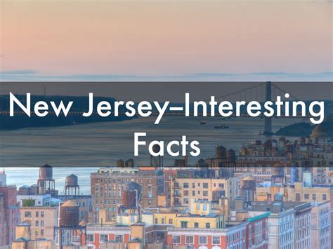 new year unknown facts new jersey interesting facts by ra7865