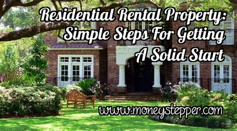 is buying a house always a solid investment residential rental property simple steps for getting a solid start