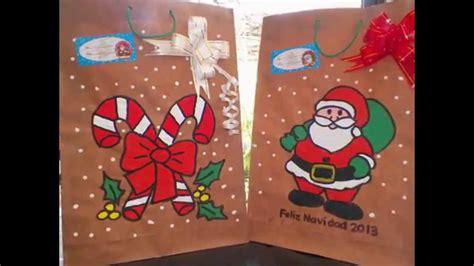 bolsas de dulces para navidad bolsas de navidad youtube