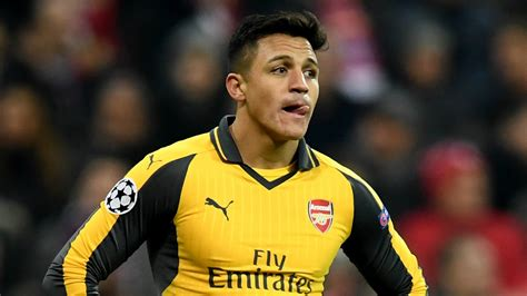 alexis sanchez wikipedia indonesia alexis sanchez arsenal bayern munich goal com