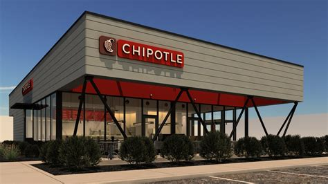 Top Architects by Chipotle Mexican Grill 3d Visualization Animation