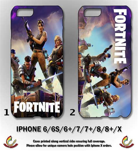 fortnite battle royale phone iphone 6 6s 6 7 7 8 8 x ps4 pc ebay