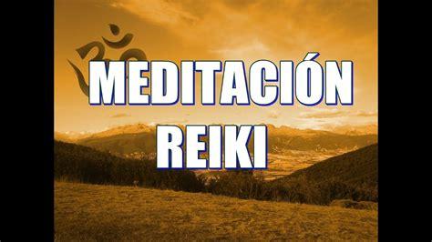 meditacion guiada  sanar el alma reiki tecnica