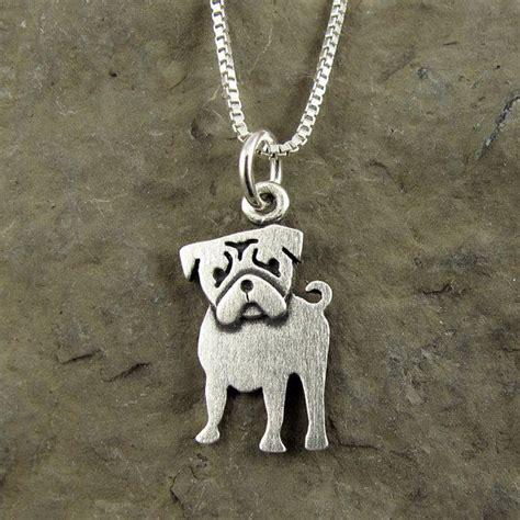 pug necklace pug necklace