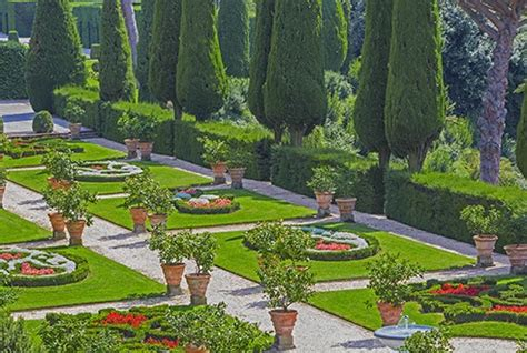 Barberini Gardens by Visiting The Vatican Gardens Everything You Need To