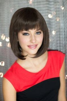 wigs for fat face and short neck beautiful bobs on pinterest short wigs inverted bob and