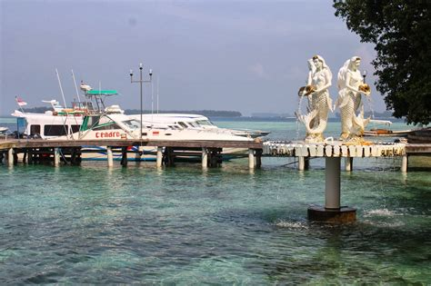 Pulau Putri Putri Island tourist destination in the world putri island thousand