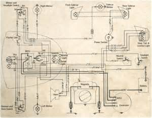 bmw motorcycle r50 r60 r69 electrical system and wiring harness diagram