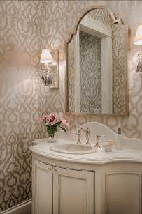 Elegant Powder Room Ideas Elegant Family Home With Neutral Interiors Home Bunch