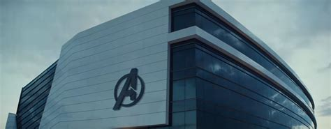 One Porsche Drive Doubles As Avengers Headquarters In New