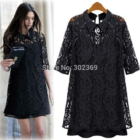 Fashion Dress A30801 Size M vintage plus size m 5xl summer clothing lace one dress casual dresses fashion