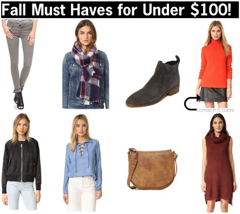 Top 10 Fashion Must Haves Of 2007 by A Memory Of Us Fall Fashion Must Haves 100 A