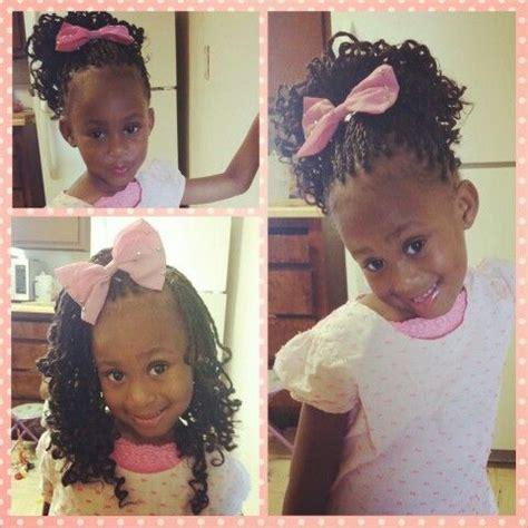 african american children plaits sengalese twist lilgirlstyles natural hair kids