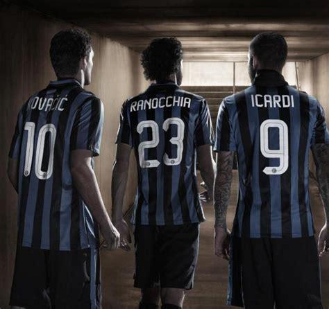 Jersey Inter Milan 3rd Season 17 18 Grade Ori new inter milan home kit 15 16 nike internazionale jersey 2015 2016 football kit news new