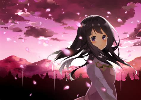Wallpaper Anime Sedih Hd | hyouka wallpaper and background image 1822x1294 id 305970