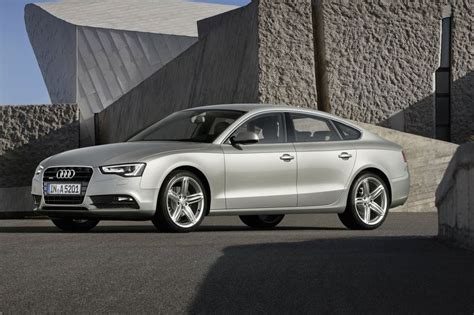 Audi A5 Sportback 2012 Review by Top Gear 2012 Audi A5 Sportback