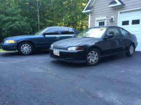 1994 honda civic ex coupe 2 door 1 6l for sale photos