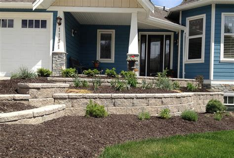 front yard retaining wall ideas front yard landscaping ideas contemporary landscape
