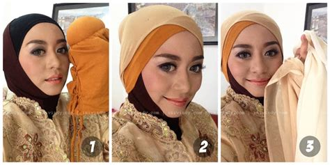 image tutorial hijab wisuda ini vindy yang ajaib tutorial make up natural dan hijab