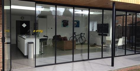 Curtain Designs Gallery by Ultraslim Retractable Sliding Pivot Doors Sunseeker Doors