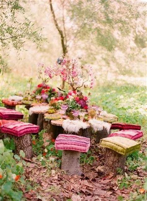 Bohemian Garden by 27 Amazing Ideas How To Make Your Garden Bohemian Style
