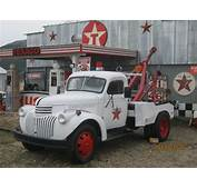 Buy Used 1946 Chevy 1 1/2 Ton Tow Truck In Columbia Falls