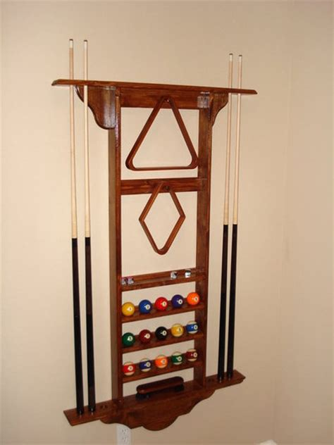 Diy Pool Cue Rack by Pool Cue Rack By Kelen Lumberjocks Woodworking Community