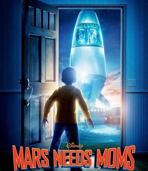 film animasi luar angkasa trailer pentingnya punya ibu di film mars needs moms