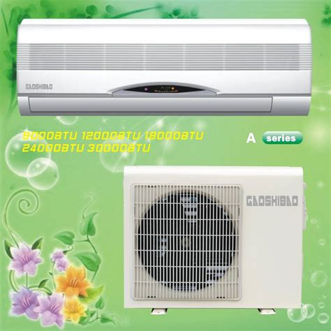 pin split air conditioner ductless on