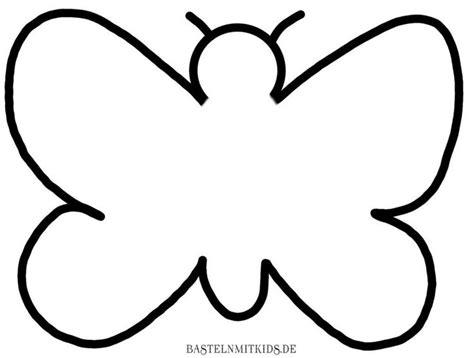 Vorlagen Schmetterling by Die 25 Besten Ideen Zu Schmetterling Vorlage Auf
