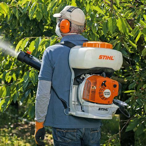 Mist Blower Stihl Sr 5600 sr 200 lightweight backpack sprayer