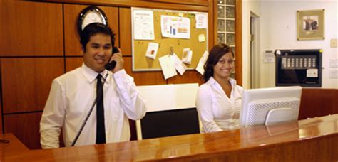 Hotels Hiring Front Desk by Trades Apprenticeship Hospitality Tourism Pre