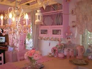 girly kitchen decor s home s shabby chic pink palace home