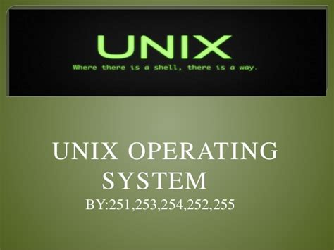 Learning The Unix Operating System unix operating system