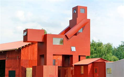 Two Storied House naughty architecture banging buildings bump uglies at
